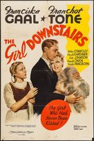 The Girl Downstairs - Movie Poster (xs thumbnail)