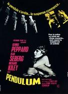 Pendulum - French Movie Poster (xs thumbnail)