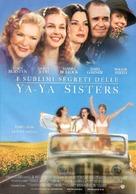 Divine Secrets of the Ya-Ya Sisterhood - Italian Movie Poster (xs thumbnail)