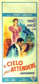 Heaven Can Wait - Italian Movie Poster (xs thumbnail)