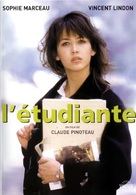L'étudiante - French Movie Cover (xs thumbnail)