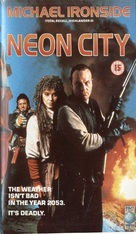 Neon City - British Movie Cover (xs thumbnail)