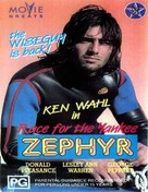 Race for the Yankee Zephyr - Australian DVD cover (xs thumbnail)