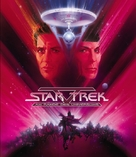 Star Trek: The Final Frontier - German Blu-Ray movie cover (xs thumbnail)