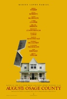 August: Osage County - Movie Poster (xs thumbnail)
