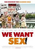 Made in Dagenham - German Movie Poster (xs thumbnail)