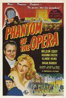 Phantom of the Opera - Australian Movie Poster (xs thumbnail)