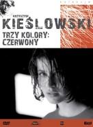 Trois couleurs: Rouge - Polish DVD cover (xs thumbnail)