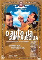 """O Auto da Compadecida"" - Brazilian Movie Cover (xs thumbnail)"