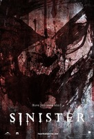 Sinister - Movie Poster (xs thumbnail)