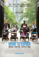 What to Expect When You're Expecting - Movie Poster (xs thumbnail)