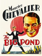 The Big Pond - Movie Poster (xs thumbnail)