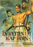 Two Years Before the Mast - German Movie Poster (xs thumbnail)