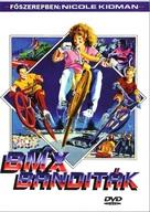 BMX Bandits - Hungarian DVD movie cover (xs thumbnail)