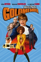 Austin Powers in Goldmember - DVD movie cover (xs thumbnail)