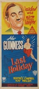 Last Holiday - Australian Movie Poster (xs thumbnail)