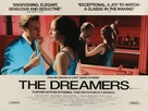 The Dreamers - British Movie Poster (xs thumbnail)