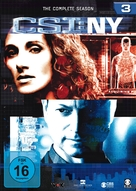 """CSI: NY"" - German Movie Cover (xs thumbnail)"