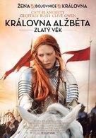 Elizabeth: The Golden Age - Czech Movie Poster (xs thumbnail)