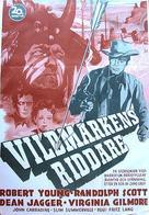 Western Union - Swedish Movie Poster (xs thumbnail)