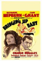 Bringing Up Baby - Movie Poster (xs thumbnail)