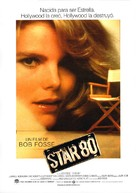 Star 80 - Spanish Movie Poster (xs thumbnail)
