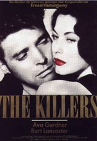 The Killers - German Re-release poster (xs thumbnail)