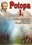 Potop - Czech DVD cover (xs thumbnail)