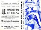 Top Hat - Spanish poster (xs thumbnail)