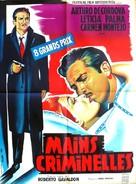 En la palma de tu mano - French Movie Poster (xs thumbnail)
