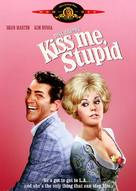 Kiss Me, Stupid - Movie Cover (xs thumbnail)