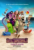 Hotel Transylvania 3: Summer Vacation - Slovak Movie Poster (xs thumbnail)
