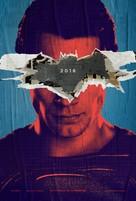 Batman v Superman: Dawn of Justice - Movie Poster (xs thumbnail)