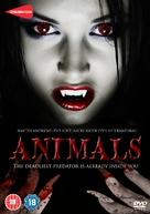 Animals - British DVD movie cover (xs thumbnail)