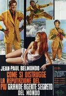 Le magnifique - Italian Movie Poster (xs thumbnail)