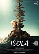 Isola - French Movie Poster (xs thumbnail)