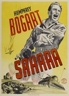Sahara - Danish Movie Poster (xs thumbnail)