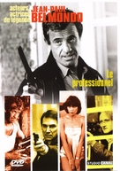 Le professionnel - French Movie Cover (xs thumbnail)
