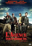 The A-Team - French Movie Cover (xs thumbnail)