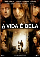 A Beautiful Life - Brazilian Movie Poster (xs thumbnail)