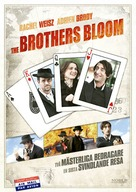 The Brothers Bloom - Swedish Movie Cover (xs thumbnail)