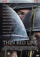 The Thin Red Line - DVD cover (xs thumbnail)