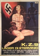 KZ9 - Lager di Sterminio - Italian Movie Poster (xs thumbnail)