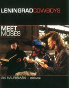 Leningrad Cowboys Meet Moses - Finnish DVD cover (xs thumbnail)