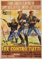 Sergeants 3 - Italian Movie Poster (xs thumbnail)