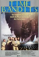 Time Bandits - German Movie Poster (xs thumbnail)