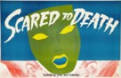 Scared to Death - poster (xs thumbnail)