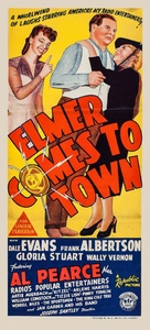 Here Comes Elmer - Australian Movie Poster (xs thumbnail)