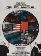 Dr. Strangelove - French Movie Poster (xs thumbnail)