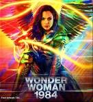 Wonder Woman 1984 - Indian Movie Cover (xs thumbnail)